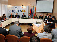 Support to Infrastructure and Civil Society Projects