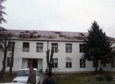 <p>November earthquake caused significant damage to the public buildings in Kraljevo.</p>