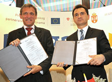 Europe Supports Development of South and South-West Serbia