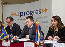 Moving Forward on the South and South West Serbia
