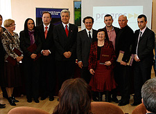 Launch of Small Scale Projects in South West Serbia