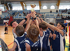 Bujanovac Host to Young Basketball Players